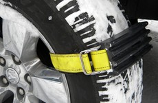 Your car will never be stuck in the mud again if you use this simple traction aid