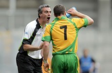 Cassidy won't rule out Donegal return
