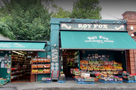 Roy Fox first opened a shop in 1933.