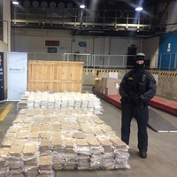 No arrests made as cannabis worth €37.5 million found in tractor parts