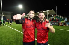 Review finds that Munster followed all protocols in Murray incident