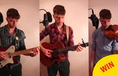 This Belfast musician creates the most epic mashups of famous band's songs