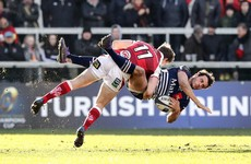 Ulster's poor European campaign ends with defeat to Ian Madigan's Bordeaux