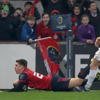Racing deliver a stern test, but Munster grind their way to home quarter-final
