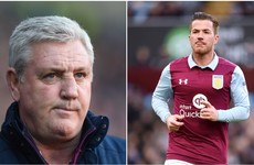 Bruce reveals he had a furious bust-up with Ross McCormack on striker's doorstep