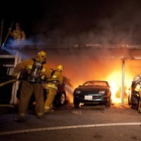 LA fires suspect also involved in German arson investigation