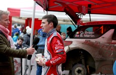 Craig Breen finishes fifth overall at the Monte Carlo Rally