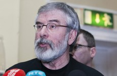 UK government rejects Adams' claims that Brexit will destroy Good Friday Agreement