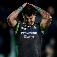 'We've only got ourselves to blame' - Lam frustrated by Connacht's near miss