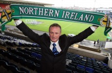 Due South: O'Neill keen to develop new talent