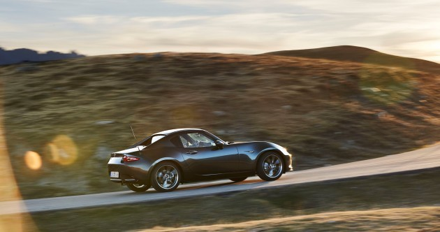 Mazda's new MX-5 has a very slick folding roof - so we put it to the test