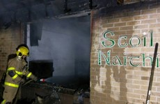 Dublin primary school badly damaged in early morning fire