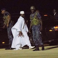 Exiled Gambian leader 'stole millions' from country in his final weeks of power