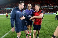 Conway and Scannell brothers included in Ireland's Six Nations squad