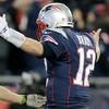 Patriots advance to record-setting ninth Super Bowl