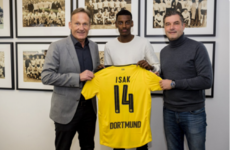 Dortmund spend €10m on the youngster dubbed 'the next Zlatan'