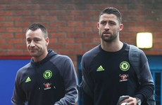 Cahill and Terry visit Mason in hospital following midfielder's surgery on skull fracture