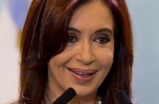 Argentine president recovering after cancer surgery