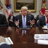 Trump has ordered the withdrawal of the US from the controversial TPP trade deal