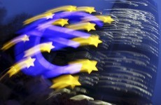 European banks borrow from ECB - and then lodge the cash with the ECB again