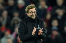 Jurgen Klopp calls on Liverpool to embrace title challenge