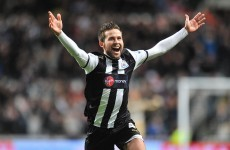 Toon and out: Newcastle stun sorry Manchester United