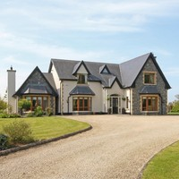 Luxury, space and gardens for a growing family in Kildare