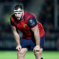 Munster look light at loosehead with Cronin out for up to 8 weeks