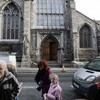 Church blaze left interior 'gutted', repairs could take years