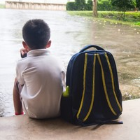 'My 12-year-old son's bag weighs 1.8 stone': How to tackle heavy school bags