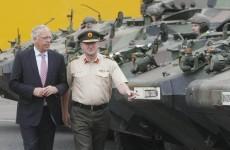 Irish troops may be set for Lebanon return