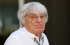 Bernie Ecclestone, the racing Napoleon, forced into exile