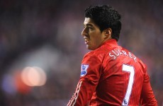 Race row: Suarez apologises for Evra comment