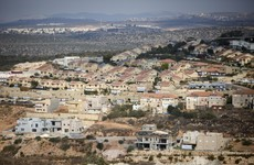 Israel announces 2,500 settler homes following Trump 'encouragement'