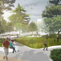 Work on The Liberties' new park will begin in the coming weeks