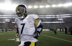 Big Ben says he'll sit down to think about whether to retire or go on for another NFL season
