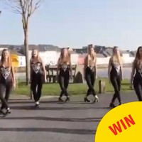 These Galway dancers are going viral for their Ed Sheeran-inspired Claddagh performance