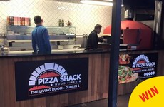 This beloved Wicklow pizza joint has just opened up in The Living Room bar in Dublin