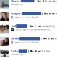 Those naughty Facebook updates aren't as naughty as you think