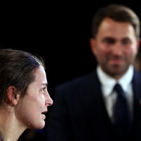 Katie Taylor's NY dream on hold after promoter 'threw his absolute toys out of the pram'