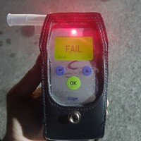 Gardaí stop driver five times over legal alcohol limit