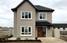 New A-rated energy-efficient homes overlooking Wexford Harbour