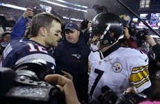 The path to the Super Bowl - New England Patriots