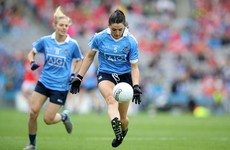 Dublin's Sinéad Goldrick calls for equal Government funding for men's and women's GAA players