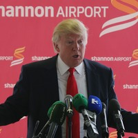 Donald Trump resigns as director of two Irish companies which operate his luxury Clare hotel