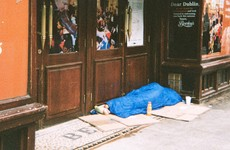 Ireland's homeless figure has just passed 7,000 for the first time