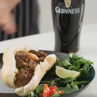 Guinness has gone pure notions with its new recipes but they actually look delicious