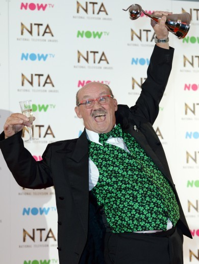 Mrs Brown's Boys a big winner at the National Television Awards