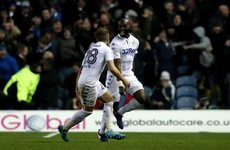 A Tony Yeboah-esque volley lit up Leeds' Championship clash last night