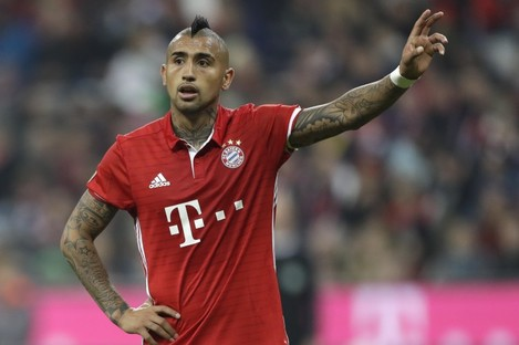 Arturo Vidal is wanted by Chelsea.